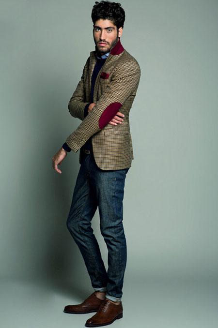 مدل لباس مردانه زمستانی برند El Burgues