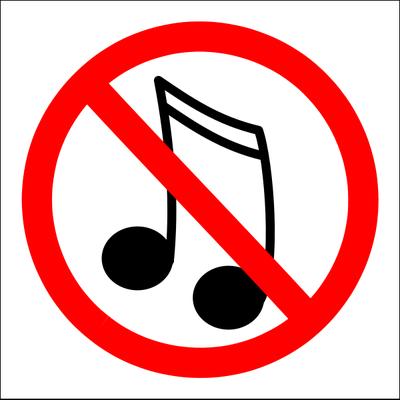 نگهداری موسیقی در تلفن همراه حرام است!