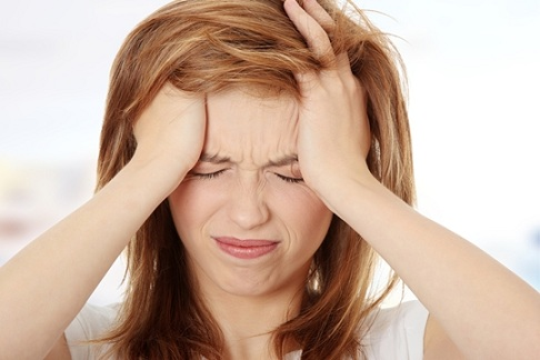 اثرات سینوزیت بر روی چشم