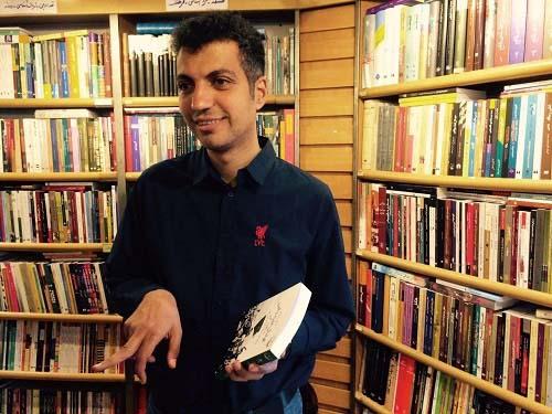انگشت ورم کرده عادل فردوسی پور! + عکس