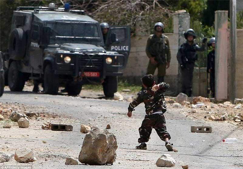 شجاع ترین پسر ۵ ساله دنیا + عکس