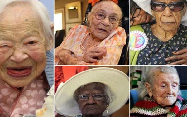 راز عمر طولانی پیرترین انسان های کره زمین +عکس