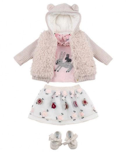 مدل لباس بهاره کودک از برند Simonetta