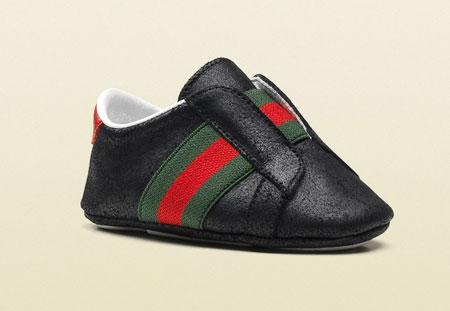 مدل کفش بچگانه برند Gucci