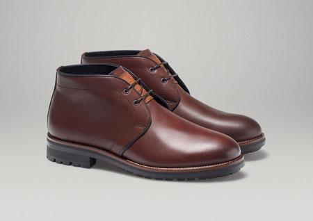 مدل نیم بوت و کفش مردانه مخمل و کتانی