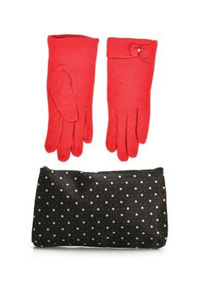 ست دستکش و کیف زنانه جذاب ۲۰۱۵