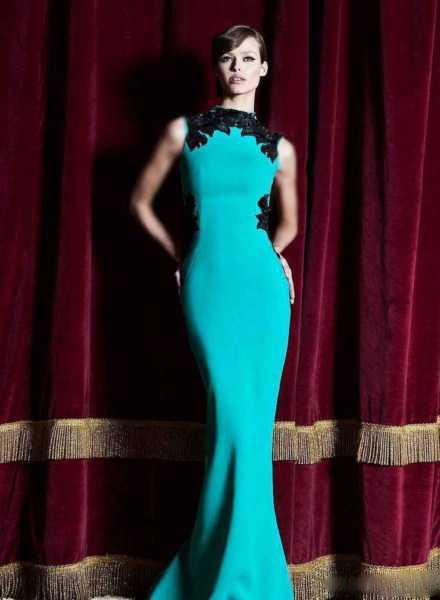 لباس های مجلسی شیک برتن مانکن های زیبا