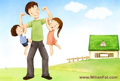 اس ام اس انگلیسی تبریک روز پدر با ترجمه فارسی