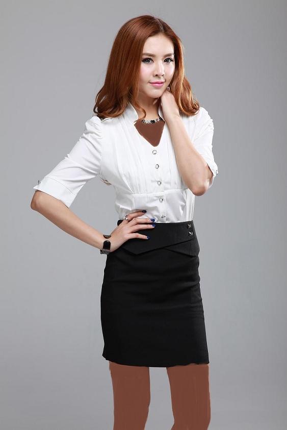 مدل دامن کوتاه دخترانه سبک کره ای