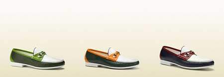 مدل کفش تابستانی مردانه برند Gucci