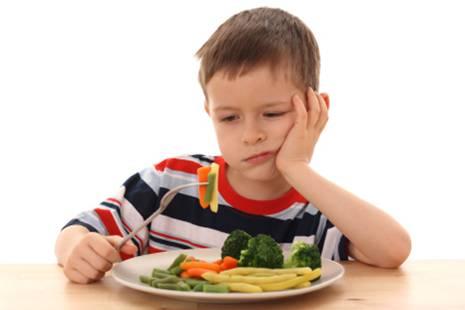 دلیل کم اشتهایی در کودکان چیست؟