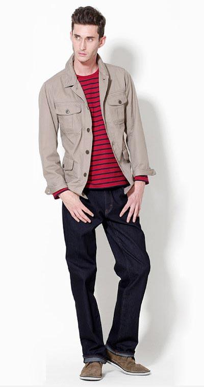 مدل لباس بهاره اسپرت مردانه