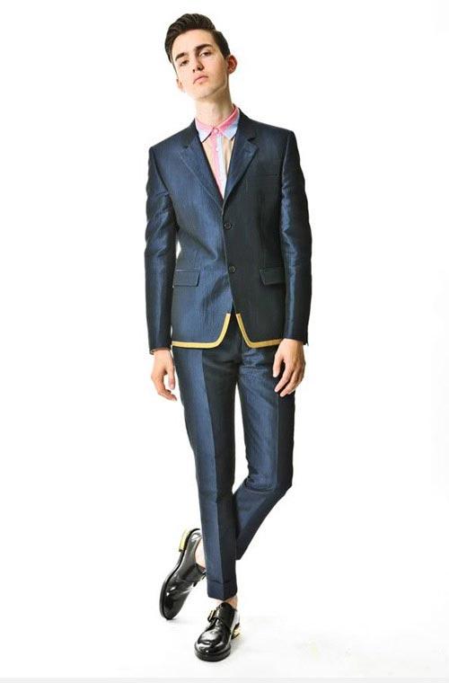 مدل کت و شلوار مردانه از برند معروف دانهیل