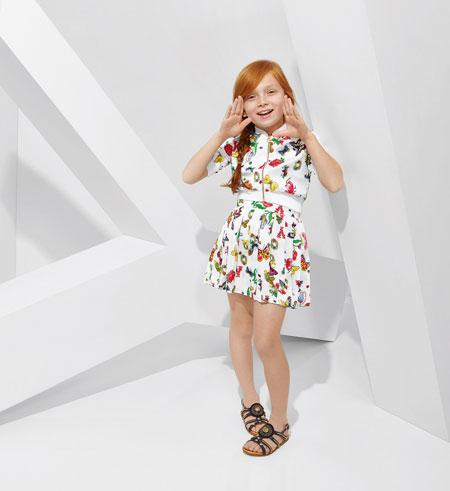 مدل لباس تابستان ۲۰۱۵ دخترانه و پسرانه