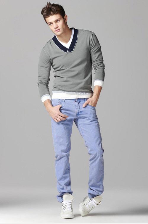 مدل لباس مردانه تابستان ۹۴