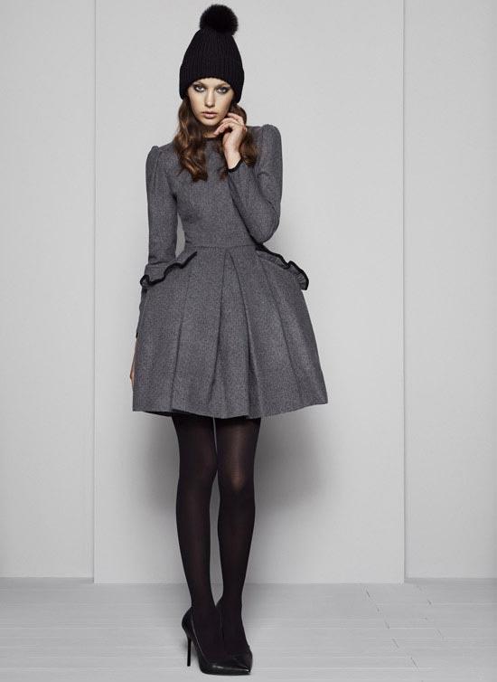 مدل لباس زنانه رسمی از برند معروف Bizuu