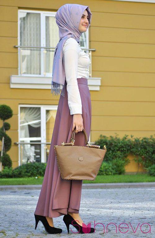 مدل مانتو بلند همراه با کت تک