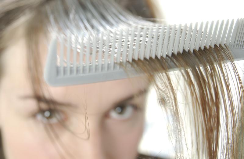 ریزش مو را با راههای خانگی درمان کنید...