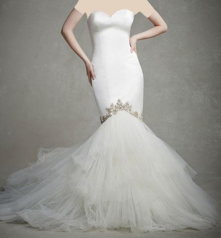 مدل جدید از متنوع ترین لباس عروس