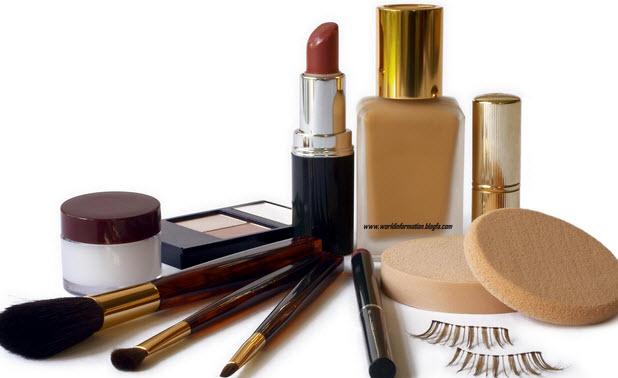 مهم ترین دانستنیها در مورد لوازم آرایش
