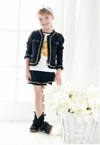 مدل لباس مجلسی بچگانه از برندهای مشهور