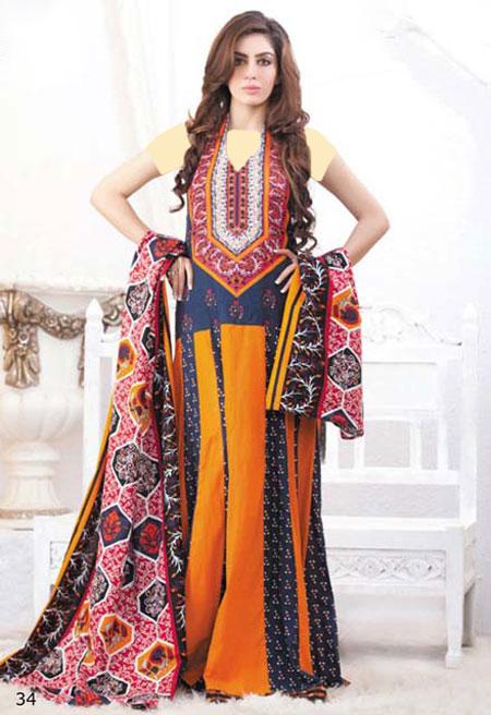 لباس های شیک زنانه ویژه زنان شرق زمین
