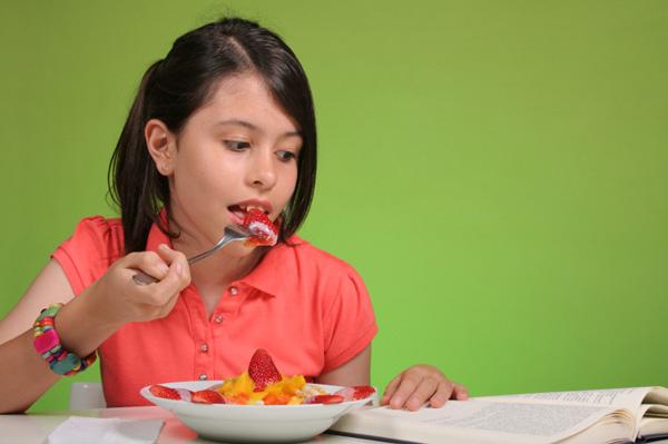 بخور و نخورهای ایام امتحانات