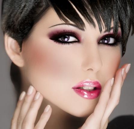 چگونه با آرایش چشمانی درشت داشته باشیم؟