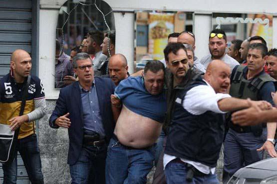 درگیری و قتل بر سر آویختن بند رخت! + تصاویر