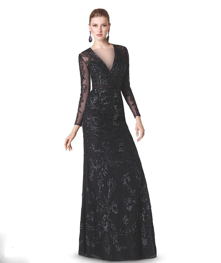 لباس مجلسی شیک با پارچه ریون و گیپور
