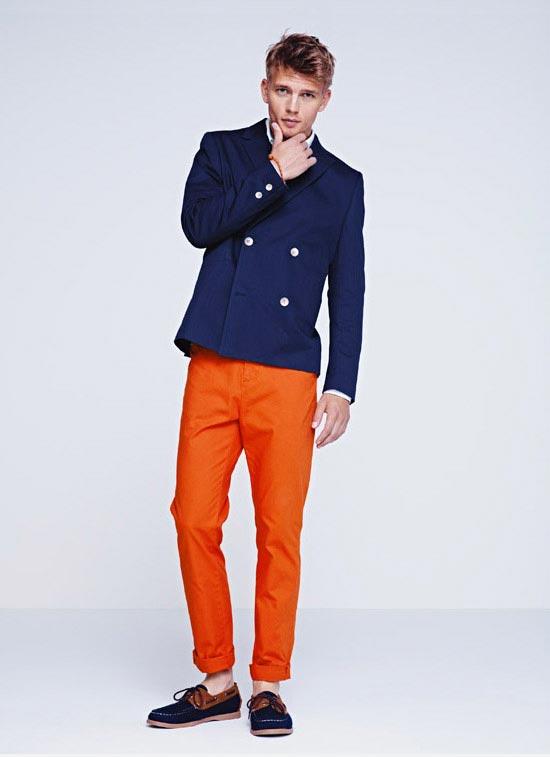 مدل لباس مردانه از برند H&M