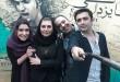 سلفی امین زندگانی و همسرش در کنسرت رضا یزدانی + عکس