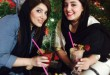 نرگس محمدی و دوستش در کافه + عکس