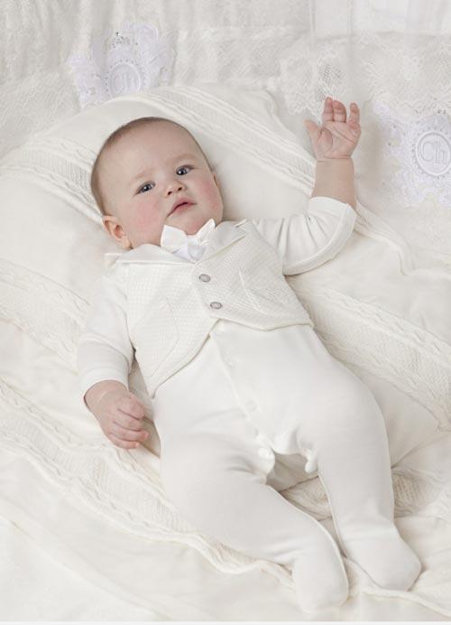 انواع لباس بچه گانه با پارچه نخی مدل لباس نوزادی بهاره با پارچه نخی