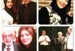 هلیا امامی در بزرگداشت جمشيد مشايخي + عکس