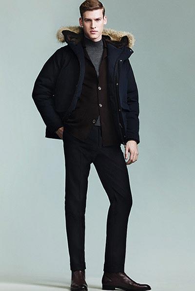 مدل لباس مردانه رسمی از برند دانهیل