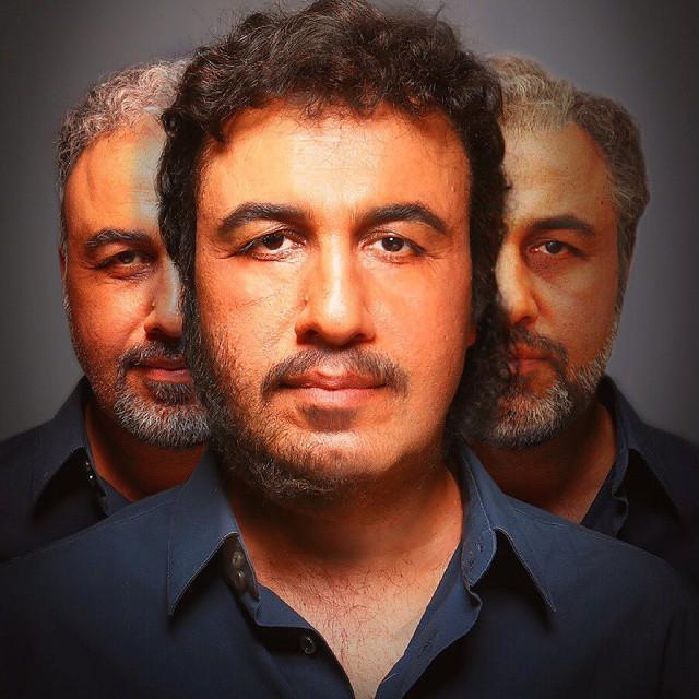 رضا عطاران با ۴ گریم متفاوت + عکس