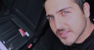 سلفی محمد رضا غفاری در ماشین + عکس