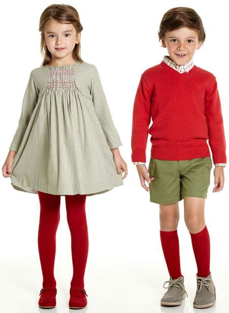 مدل لباس اسپرت ویژه مهمانی بچگانه