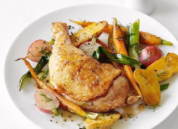 طرز تهیه مرغ کبابی خوشمزه