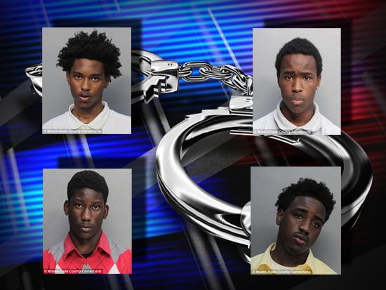 ۴ دانش آموز به یک دختر معلول فلوریدایی تجاوز کردند / عکس