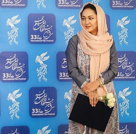نیکی کریمی در مراسمی در هتل پارسیان آزادی / تصاویر
