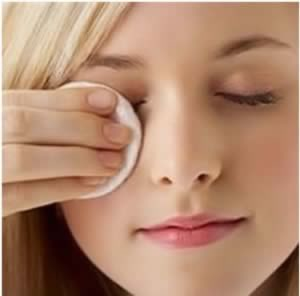 آموزش استفاده از پودر صورت