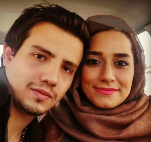 عکس جدید امیر کاظمی و همسرش