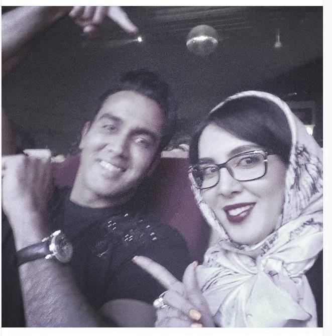 عکس / لیلا بلوکات و پوریا پورسرخ در کنسرت امید حاجیلی