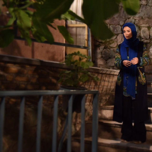 عکس / الناز حبیبی در دردسرهاى عظیم