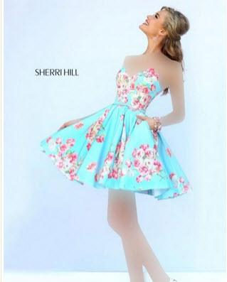 مدل لباس مجلسی سبک عروسکی و بلند