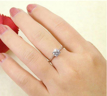 مدل حلقه بسیار جذاب ازدواج