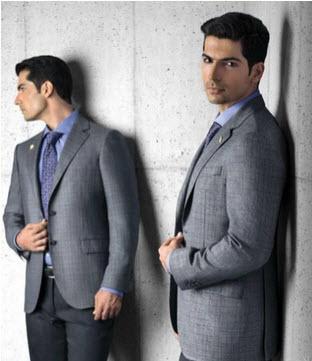 مدل کت و شلوار رسمی مردانه از برند هاکوپیان
