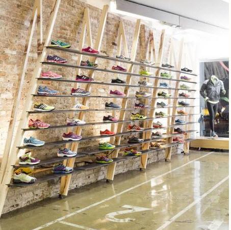 شیک ترین مدل دکوراسیون کفش فروشی